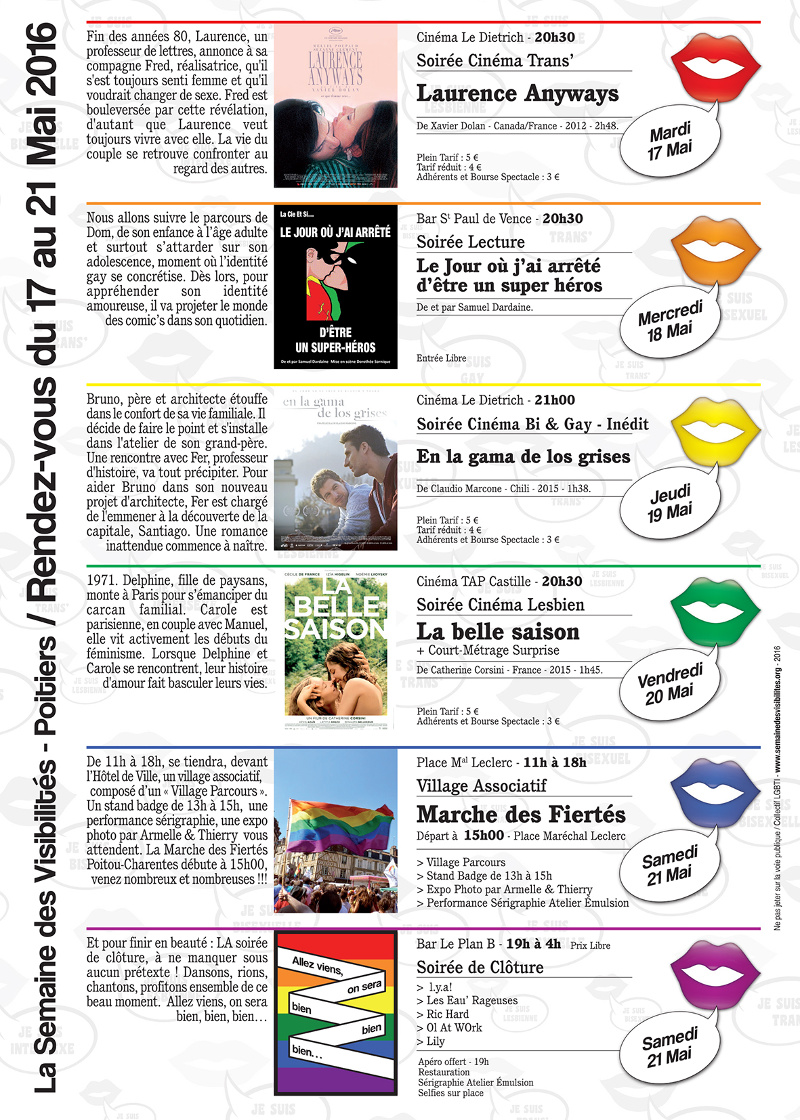 semainedesvisibilites2016_programmecomplet